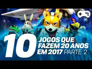 10 JOGOS QUE COMPLETAM 20 ANOS EM 2017! Parte 2 - TecMundo Games