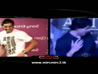 173 cqc felipe andreoli entrevista tenista roger federer 26 03 2012 mircmirc