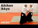 Айкидо техника Иккё и Айки Кен Stefan Stenudd 7ой дан Айкикай