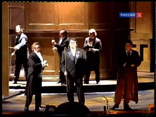 Театр ПРОКОФЬЕВА - The Prokofieyev theatre - Absolute pitch