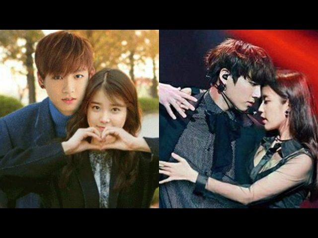 BTS's Jungkook and IU Cute moments (FANBOY DETECTED) Part 3