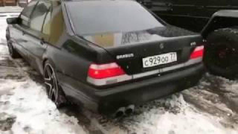 Mercedes w140 7.3 brabus