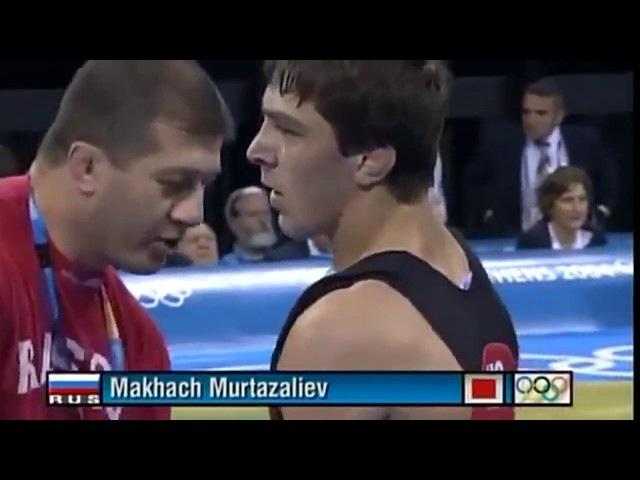 Махач Муртазалиев лучшее