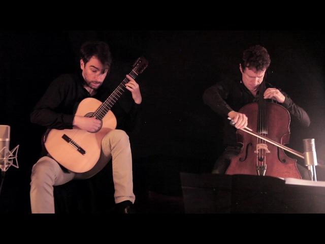 SONATE pour guitare et violoncelle de Mathias Duplessy