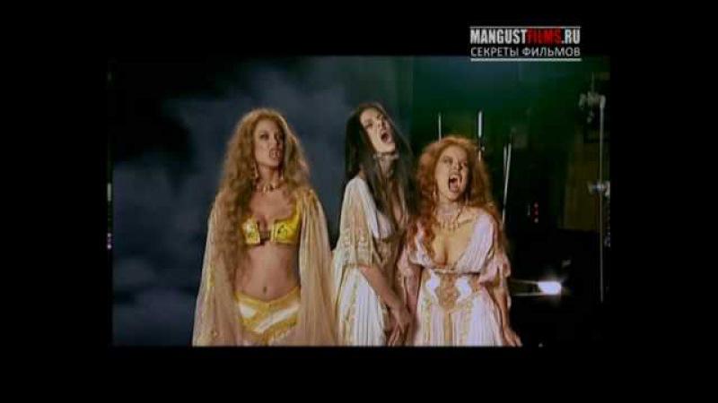 Mangustfilms_RU Van Helsing (Секреты кино)
