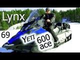 Lynx 69 Yeti 600 ace
