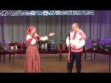 Первый всероссийский фестиваль любителей гармони! Гармонь для всех.( 1 часть).