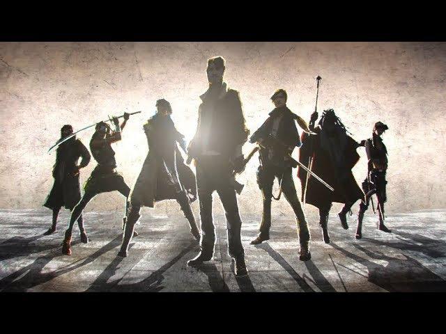 THE WALKING DEAD: MARCH TO WAR Launch Trailer