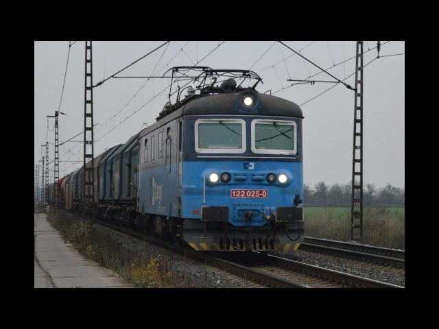 Vlaky Poděbrady 15.11. 2017