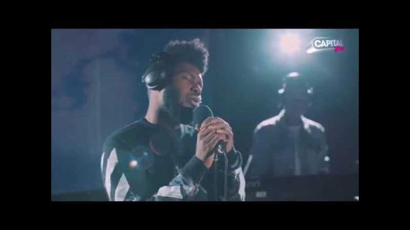 Khalid - Saved (Capital XTRA Live Session)