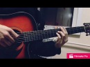 Видеоурок аккорды пояснения Тимати Тантум Верде Форте от боли в горле by Fliro