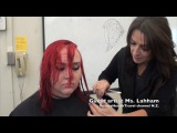 A-line Haircut Class Dramatic for beginners