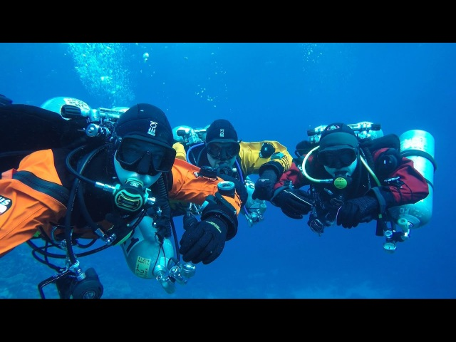 Abu Helal, Dahab, technical diving • Абу Хелал, Дахаб, дайвинг • 06.01.2017