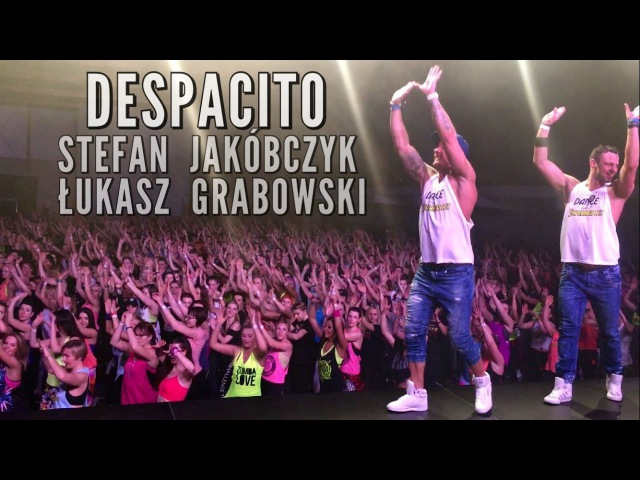 Zumba Superheroes 2017 - Despacito - Stefan Jakóbczyk Łukasz Grabowski