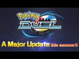 Pokémon Duel: advance notice of Mega Evolution
