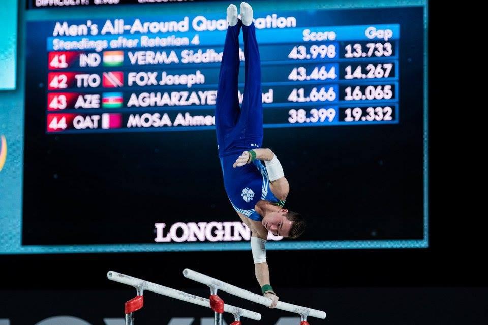 Чемпионат мира по спортивной гимнастике 2017 - мужчины