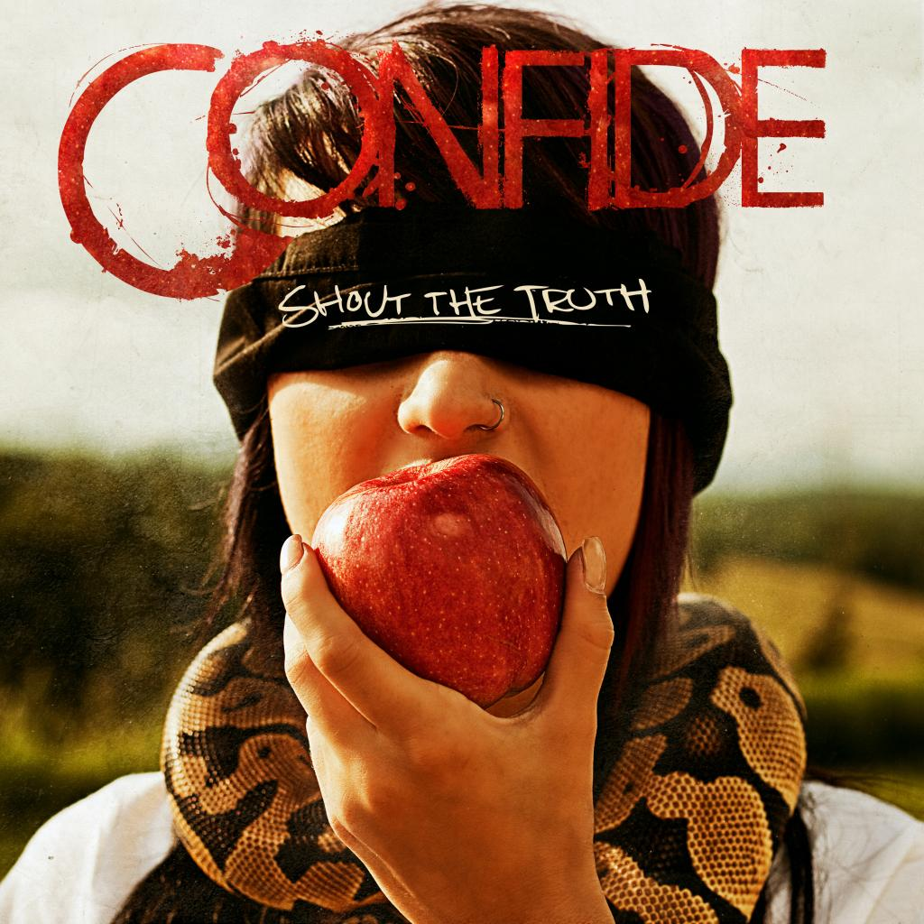 Confide - Shout The Truth [Re-Release] (2009)