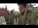 На Красной площади готовятся к торжественному маршу 7 ноября