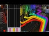 Osu replay by Tra1n (Rainbow Factory)