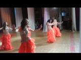 Ансамбль восточного танца