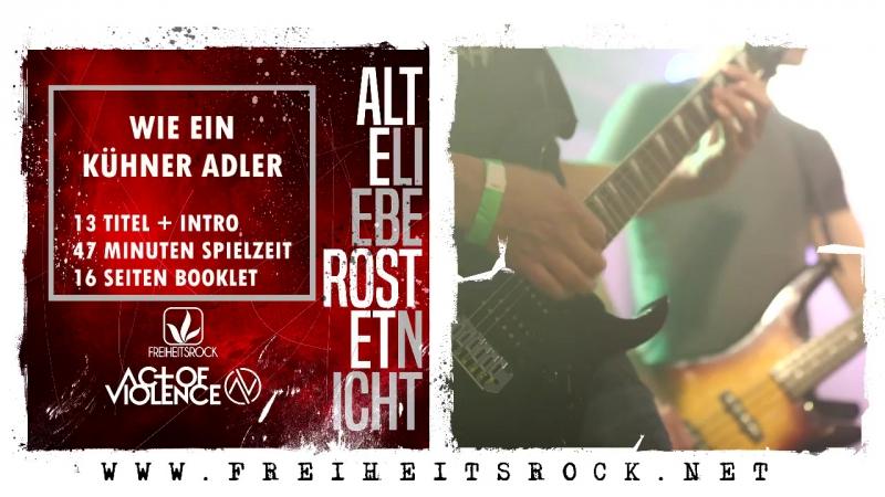 Act of Violence - Alte Liebe rostet nicht (2017)