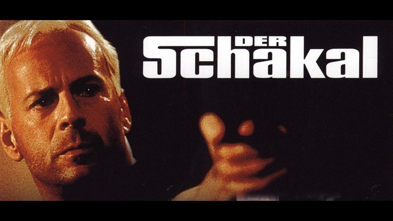 Шакал The Jackal 1997 BDRip