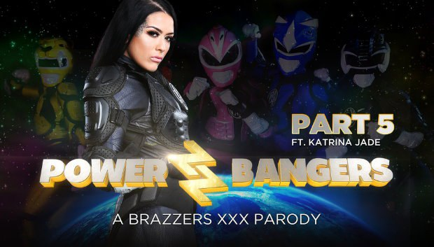 WOW Power Bangers: A XXX Parody Part 5 # 1