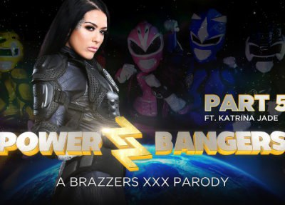 Power Bangers: A XXX Parody Part 5