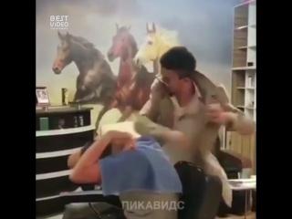 Парикмахер 80 уровня