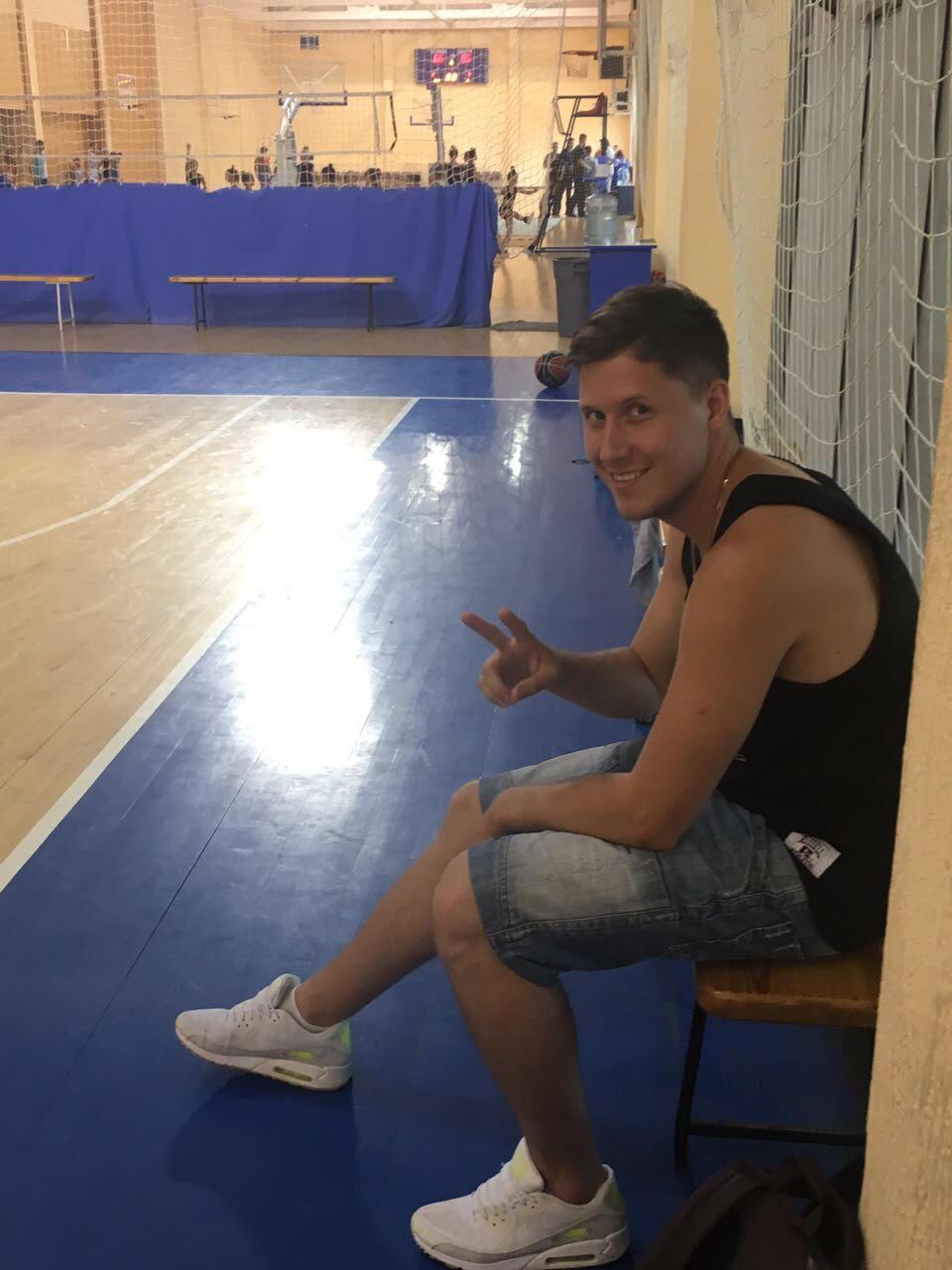 Антон Тусиков