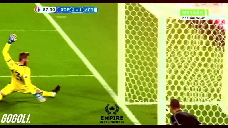 Perisic Goal Vs Spain /GoGoli/ Vk.Com/Empire_FV