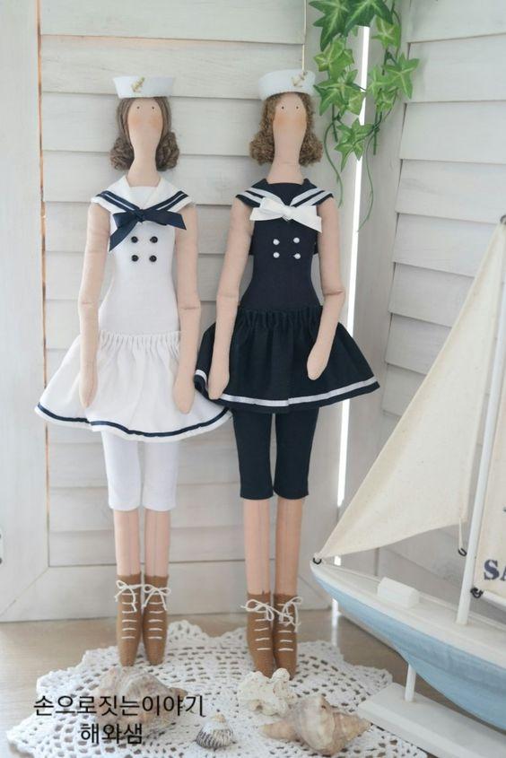 куклы морячки