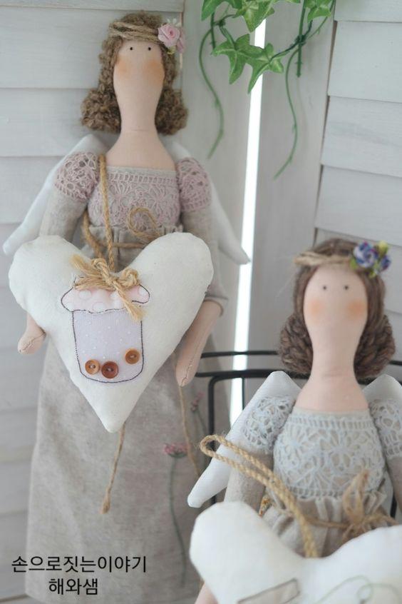 куклы тильд