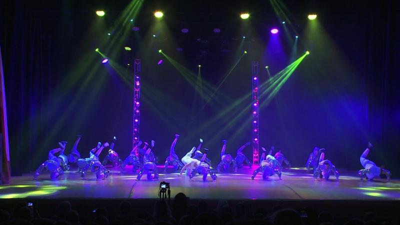 FIVE DANCE CONCERT 3 SnakeCharmer 7гр