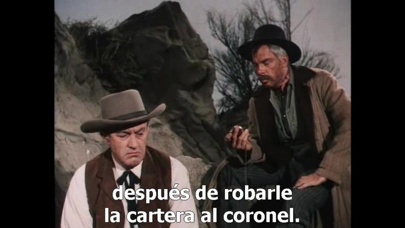 Meanest Men In The West (TV)_Los malditos_Samuel Fuller_1967_VOSE.