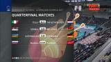Волейбол. Чемпионат Европы 2017.  Россия — Турция. 29.09.2017
