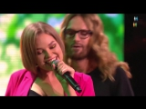 «Новая Фабрика звезд». Гузель Хасанова и Tomas Nevergreen - «Just Another Love Song»