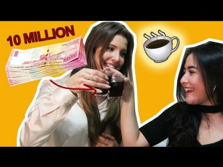 I Drank A $10 Million Rupiah Coffee | Amanda Cerny