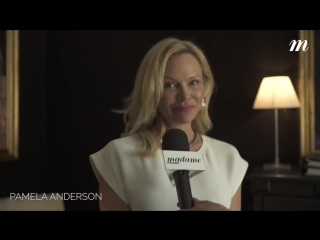 Pamela Anderson - Madame Figaro (20 may 2017)
