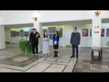 Репортаж с презентации выставки в Пушкинских горах!