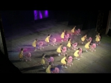 15.09.2017 Шоу-балет PLATINUM Studio - Танец с колясками
