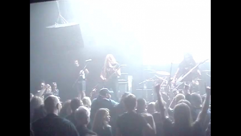 2 NERVOSA - live in Russia at The Brooklyn (Moscow) (part 2) (30.08.15)