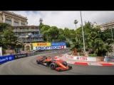 Формула 1. Гран-при Монако, квалификация
