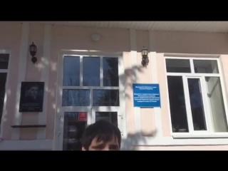 Хусейн Халиев, защита диплома))