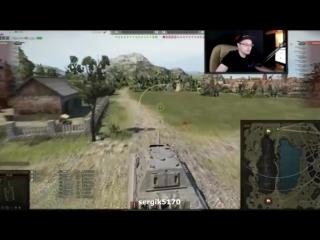 Смешные Моменты [World of Tanks] 18+