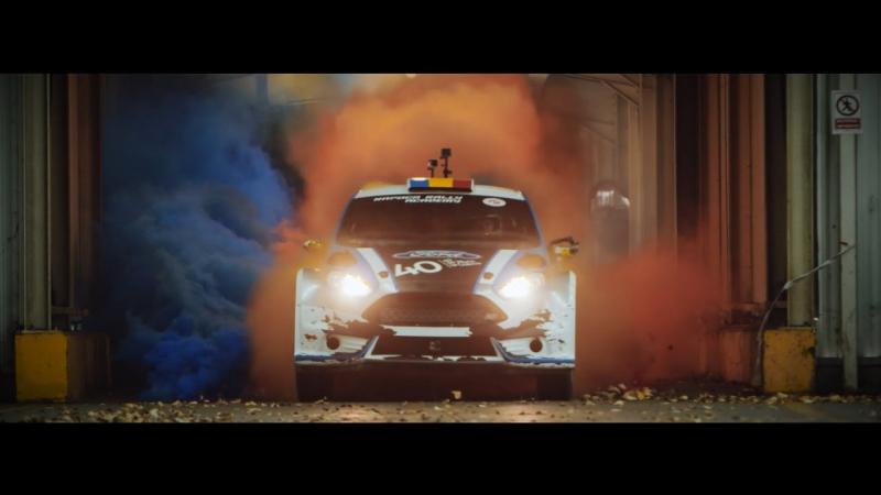 Ролик Ford к 40-летию завода в Румынии