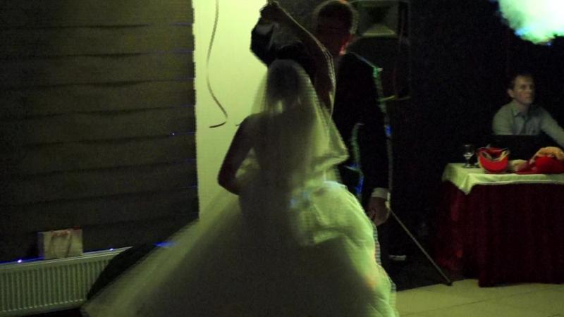 Свадебный танец Жени и Кати)