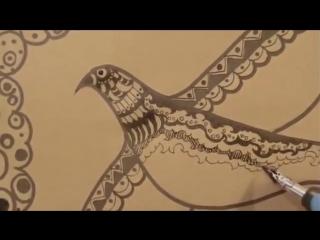 Уроки_рисования_для_детей__орнамент