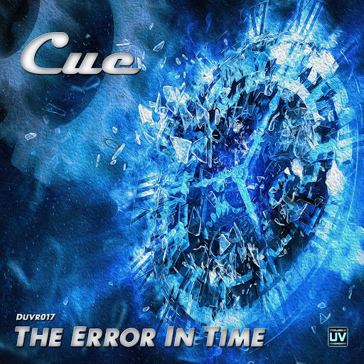 Cue альбом The Error In Time