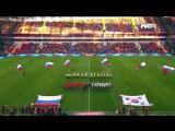 Гимн России и Кореи в исполнении кадет ПМКК